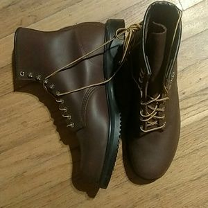 Brand New Red Wing Steel Toe work boots